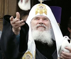 Patriarch Alexy II of Moscow
