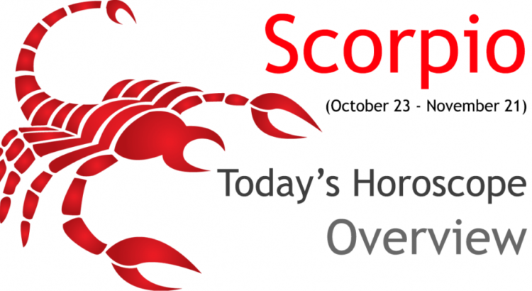Scorpio Today Horoscope - ZodiacPage com